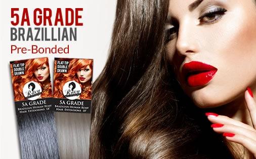 5A Grade Brazillian Hair Extensions