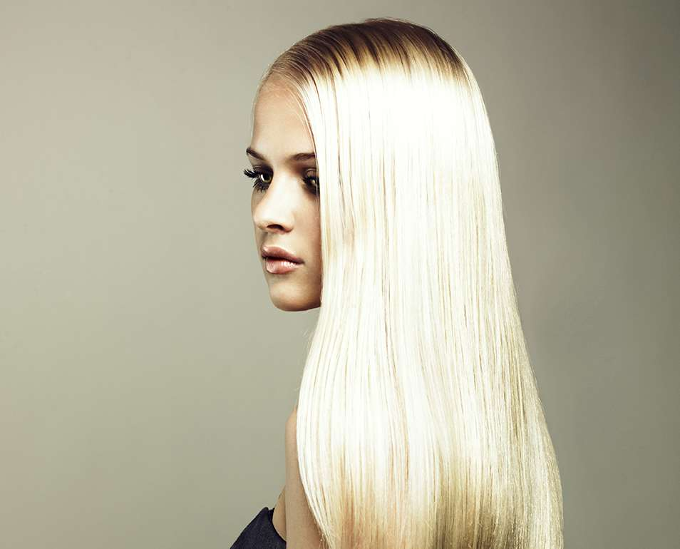 Coloured Russian Single Drawn Stick Tipped Hair